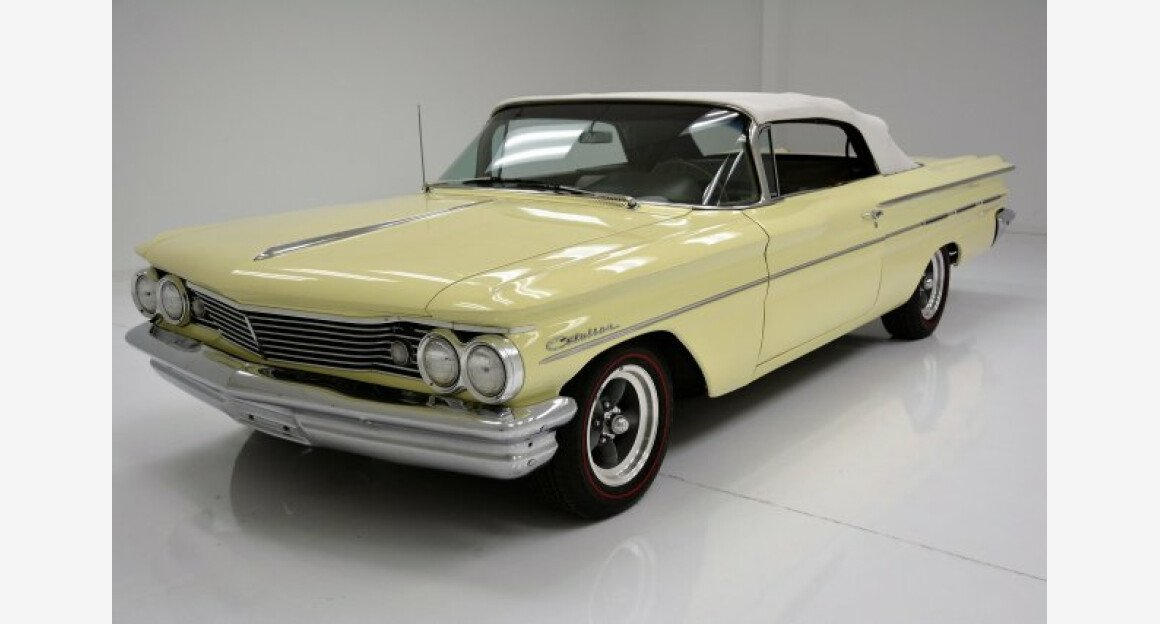 1960 Pontiac Catalina for sale 100985406