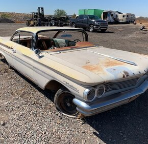 1960 Pontiac Ventura for sale 101229003