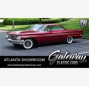 1960 Pontiac Ventura for sale 101353379