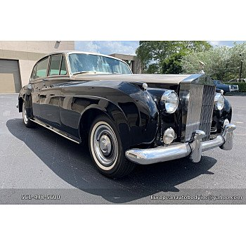 1960 Rolls-Royce Other Rolls-Royce Models for sale 100959834