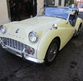 1960 Triumph TR3A for sale 100799456