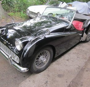 1960 Triumph TR3A for sale 100999106
