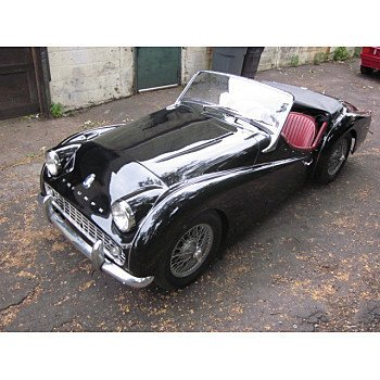 1960 Triumph TR3A for sale 101053881