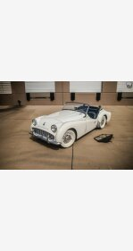 1960 Triumph TR3A for sale 101299301