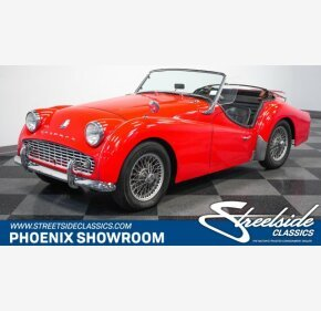 1960 Triumph TR3A for sale 101328470