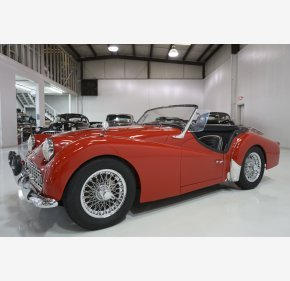 1960 Triumph TR3A for sale 101330226
