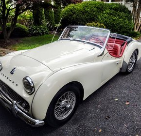 1960 Triumph TR3A for sale 101343887