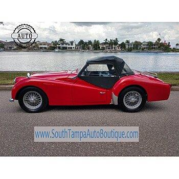 1960 Triumph TR3A for sale 101360931