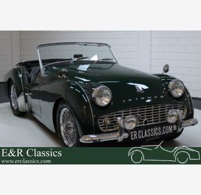 1960 Triumph TR3A for sale 101484849