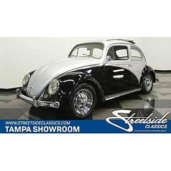 1960 Volkswagen Beetle for sale 100930474