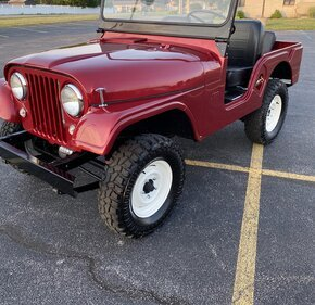 1960 Willys CJ-5 for sale 101349020