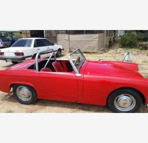 1961 Austin-Healey Sprite for sale 101008935