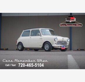 1961 Austin Mini for sale 101354529