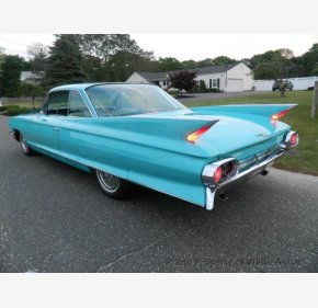 1961 Cadillac De Ville for sale 100992433