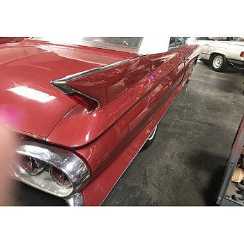 1961 Cadillac Fleetwood for sale 100916494