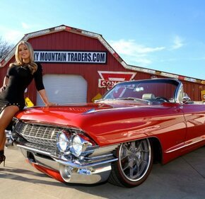 1961 Cadillac Series 62 for sale 101300744