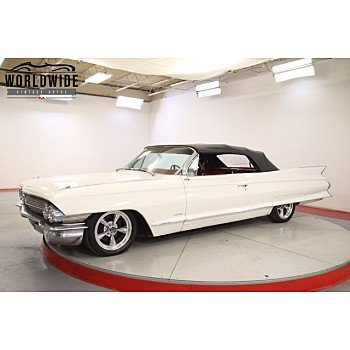 1961 Cadillac Series 62 for sale 101356499