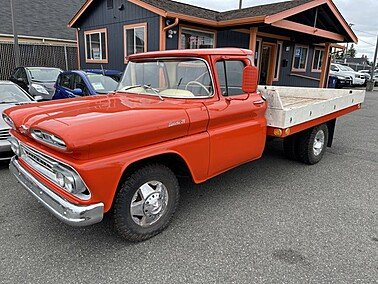 1961 Chevrolet Apache for sale 101556716