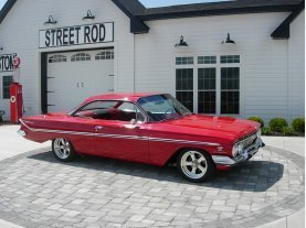 1961 Chevrolet Bel Air for sale 100788292