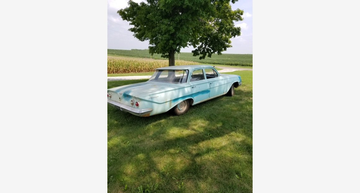 1961 Chevrolet Biscayne for sale 101032188