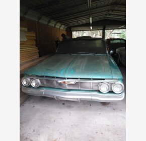 1961 Chevrolet Biscayne for sale 101192890