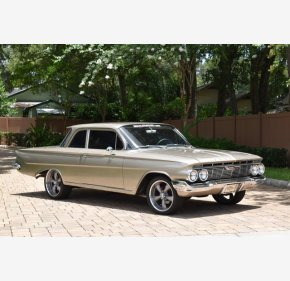 1961 Chevrolet Biscayne for sale 101353573