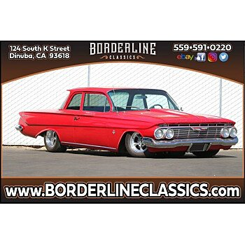 1961 Chevrolet Biscayne for sale 101438164
