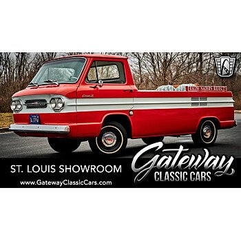 1961 Chevrolet Corvair for sale 101486190