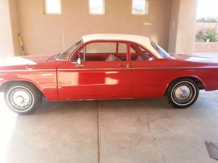 1961 Chevrolet Corvair for sale 101546069