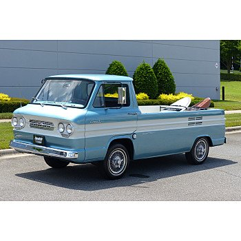 1961 Chevrolet Corvair for sale 101345375