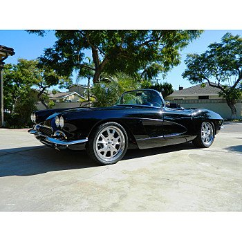 1961 Chevrolet Corvette for sale 100812001