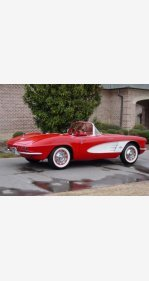 1961 Chevrolet Corvette Convertible for sale 101040355