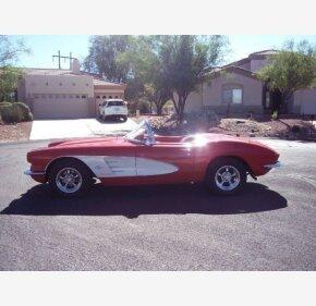 1961 Chevrolet Corvette for sale 101066425