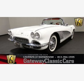 1961 Chevrolet Corvette for sale 101081752