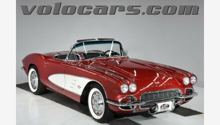 1961 Chevrolet Corvette for sale 101097632