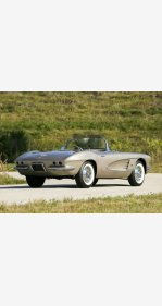 1961 Chevrolet Corvette for sale 101106189
