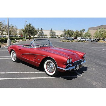 1961 Chevrolet Corvette for sale 101131686