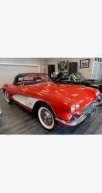 1961 Chevrolet Corvette Convertible for sale 101175867