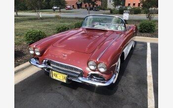 1961 Chevrolet Corvette Convertible for sale 101205025