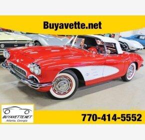 1961 Chevrolet Corvette for sale 101212919