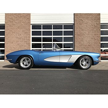 1961 Chevrolet Corvette for sale 101224899