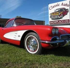 1961 Chevrolet Corvette for sale 101229763