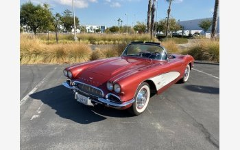 1961 Chevrolet Corvette for sale 101246693