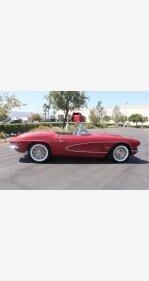 1961 Chevrolet Corvette for sale 101255810
