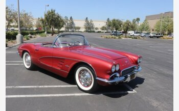 1961 Chevrolet Corvette for sale 101255810