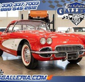 1961 Chevrolet Corvette for sale 101303336