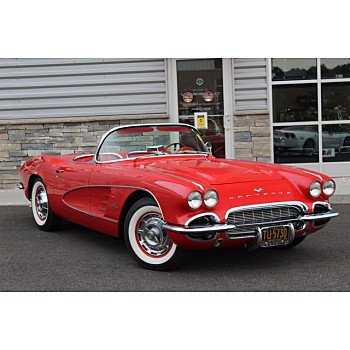 1961 Chevrolet Corvette for sale 101316641