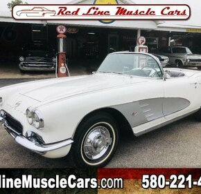 1961 Chevrolet Corvette for sale 101329215