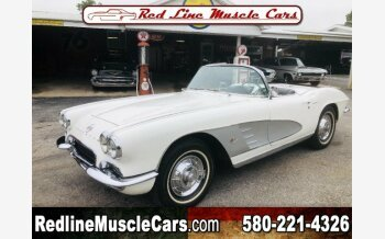 1961 Chevrolet Corvette for sale 101329215