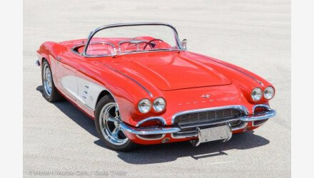 1961 Chevrolet Corvette for sale 101334521